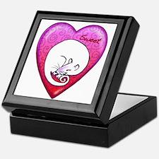 Sweet Rat Keepsake Box