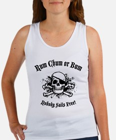 Rum, Chum or Bum Women's Tank Top