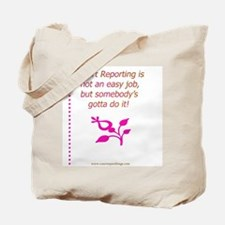 It's not easy - Tote Bag