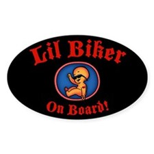 Lil Biker Stickers