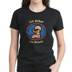 Lil Biker Women's Dark T-Shirt
