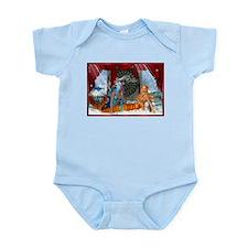 Best Seller Merrow Mermaid Infant Bodysuit