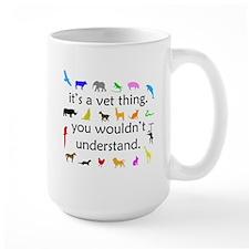 It's A Vet Thing Mug