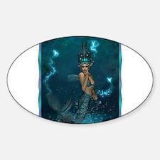 Best Seller Merrow Mermaid Decal