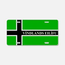 Vinland License Plate