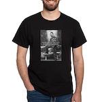 Albert Camus Philosophy Quote Black T-Shirt