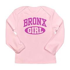 Bronx Girl Long Sleeve Infant T-Shirt