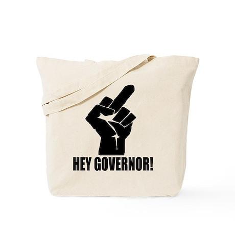 Hey Governor! Tote Bag