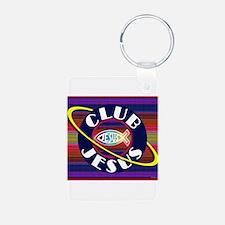 Club Jesus Keychains