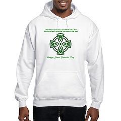St patricks gaelic toast Hoodie