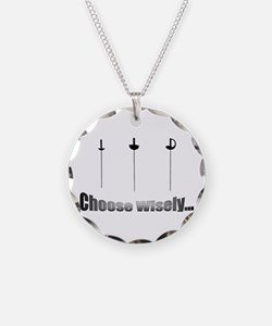 Choose Wisely Necklace