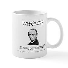 What Would Gregor Mendel Do? Mug