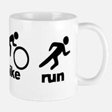 Swim Bike Run Mug