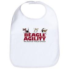 Beagle Agility Bib