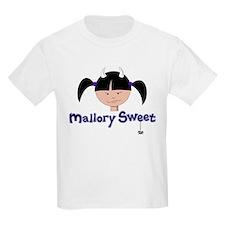 Mallory Sweet Kids T-Shirt