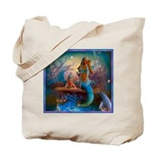 Best Seller Merrow Mermaid Tote Bag