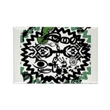 Cute Free souls Rectangle Magnet (100 pack)