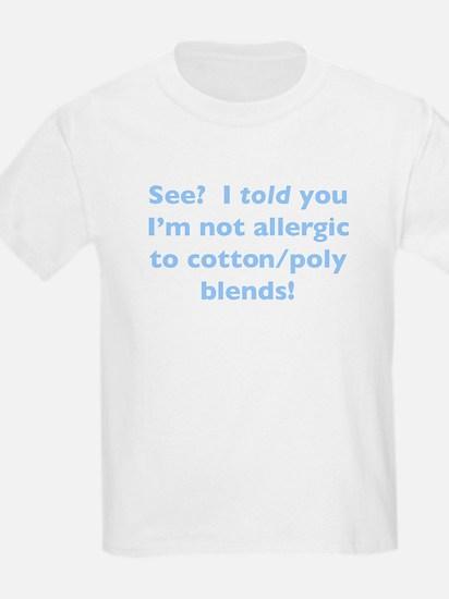 Not allergic!