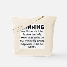 Winning Tote Bag