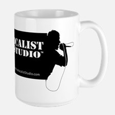 TVS Classic Logo Large Mug
