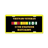 Combat engineer License Plates