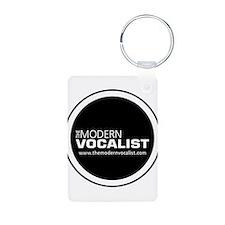 The Modern Vocalist - Logo Keychains