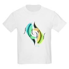 KOI FISH - YIN AND YANG FISH T-Shirt