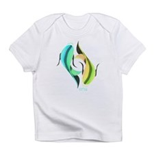 KOI FISH - YIN AND YANG FISH Infant T-Shirt