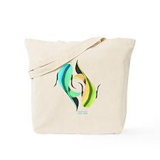 KOI FISH - YIN AND YANG FISH Tote Bag