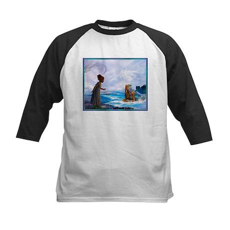 Best Seller Merrow Mermaid Kids Baseball Jersey