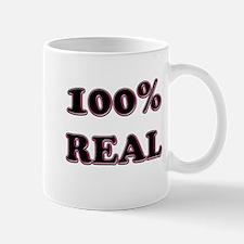 100% Real Mug
