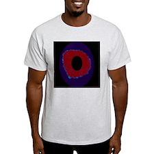 Strange eye Ash Grey T-Shirt