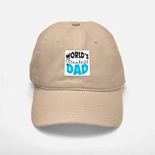 World's Greatest Dad Baseball Baseball Cap