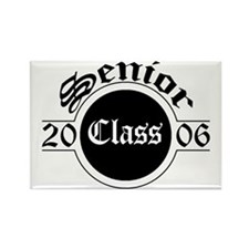 class of 2006 Rectangle Magnet