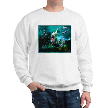 Best Seller Merrow Mermaid Sweatshirt
