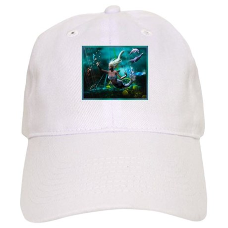 Best Seller Merrow Mermaid Cap