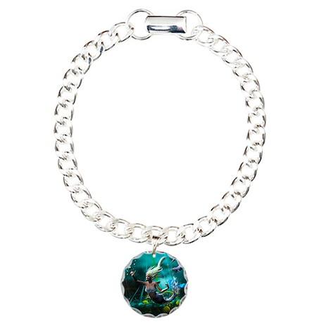 Best Seller Merrow Mermaid Charm Bracelet, One Cha