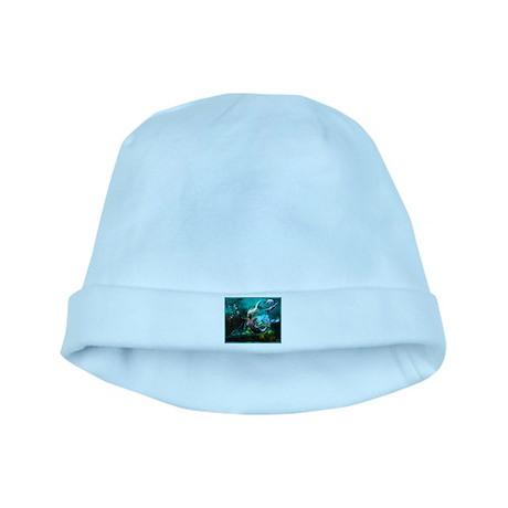 Best Seller Merrow Mermaid baby hat