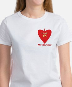 I love my Shriner Women's T-Shirt