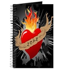 Ribbon of Love Journal