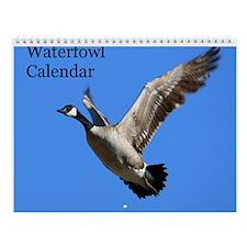 Waterfowl Wall Calendar