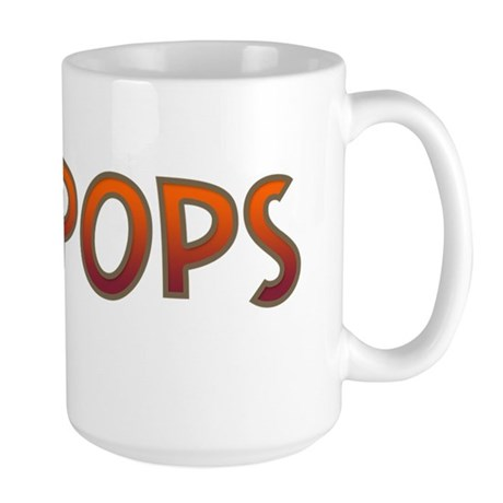POPS Large Mug