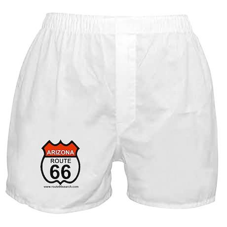 Arizona Route 66 Boxer Shorts