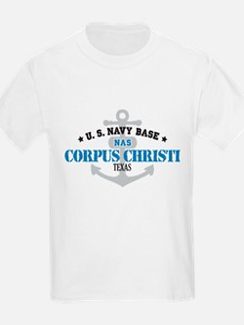 US Navy Corpus Christi Base T-Shirt