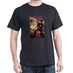 Tragedy of Hamlet Black T-Shirt