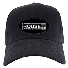 Get in the House Music Baseball Cap