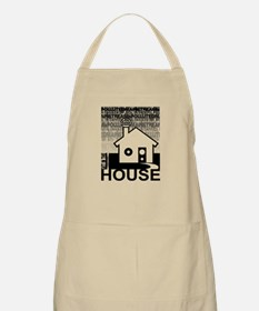 Get in the House Music Apron