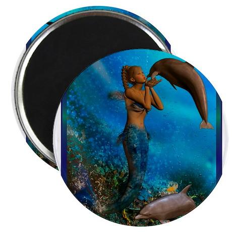 """Best Seller Merrow Mermaid 2.25"""" Magnet (100 pack)"""