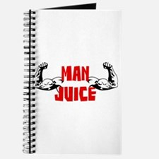 Strong Man Juice Journal