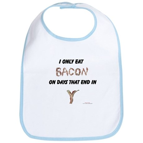 Bacon Days Bib